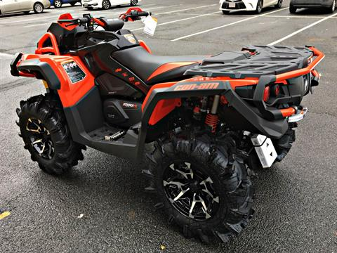 2018 Can-Am Outlander X mr 1000R in Enfield, Connecticut