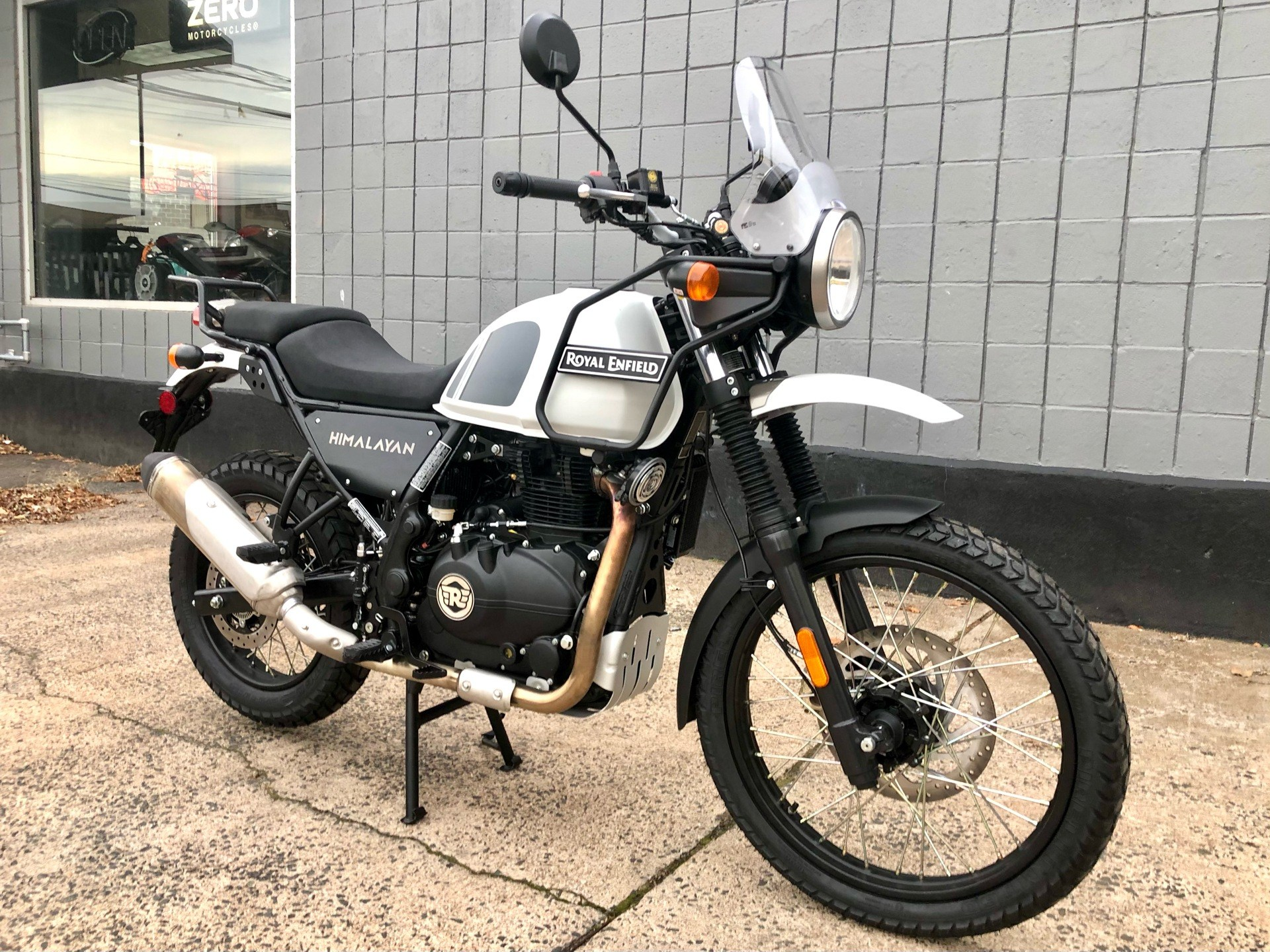 2021 Royal Enfield Himalayan 411 EFI ABS in Enfield, Connecticut - Photo 1