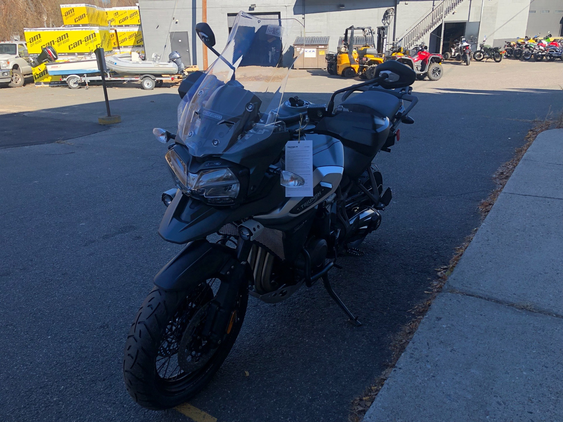 2018 Triumph Tiger 1200 XCa in Enfield, Connecticut - Photo 11