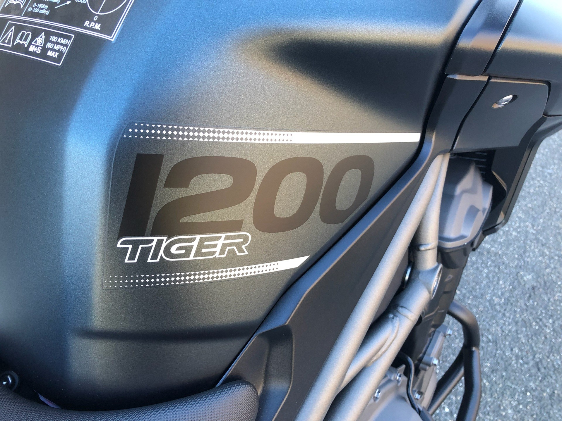2018 Triumph Tiger 1200 XCa in Enfield, Connecticut - Photo 20