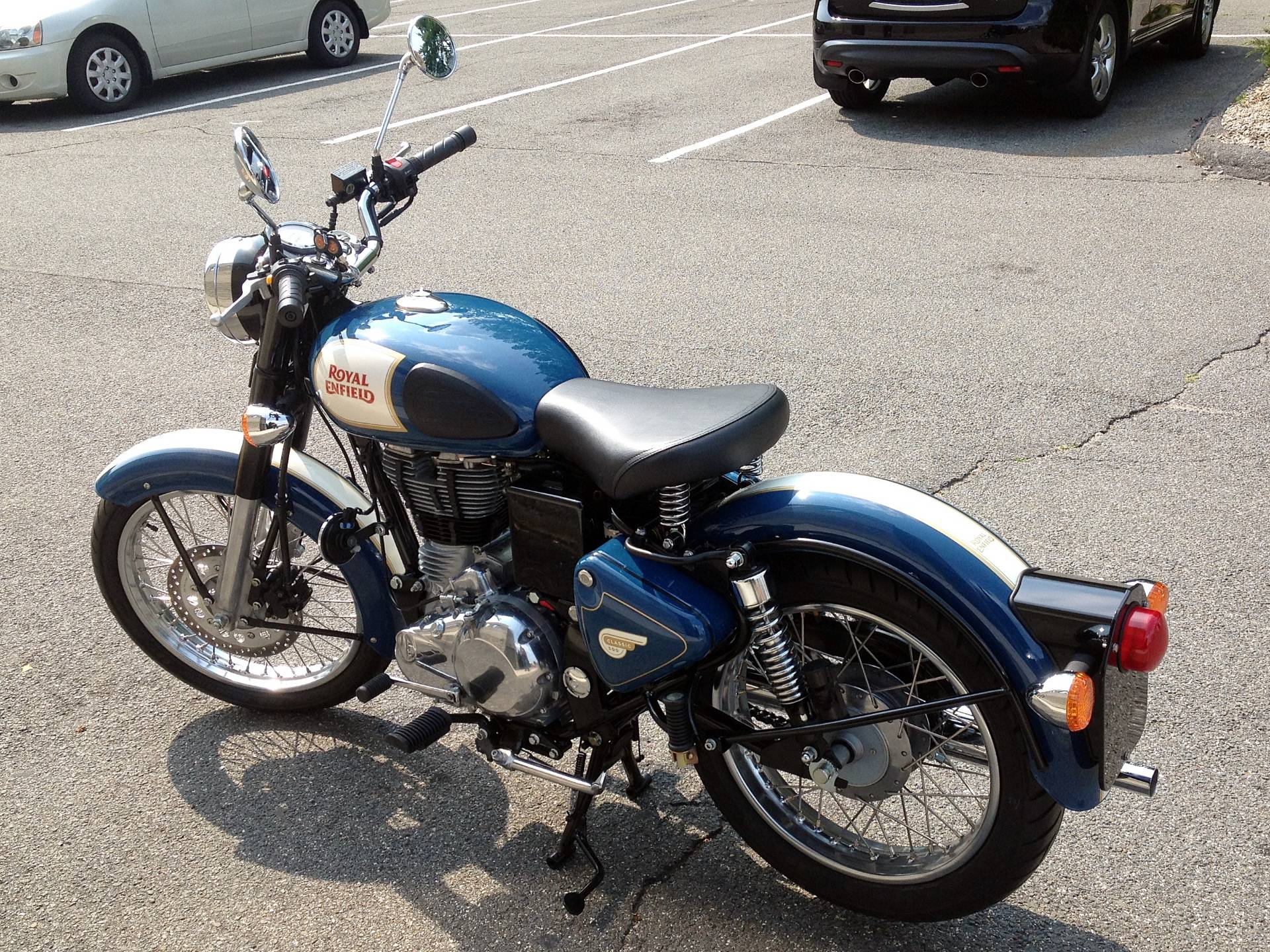 2016 Royal Enfield Classic 500 in Enfield, Connecticut