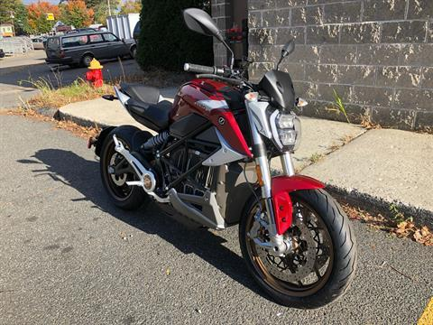 2020 Zero Motorcycles SR/F NA ZF14.4 Premium in Enfield, Connecticut - Photo 1