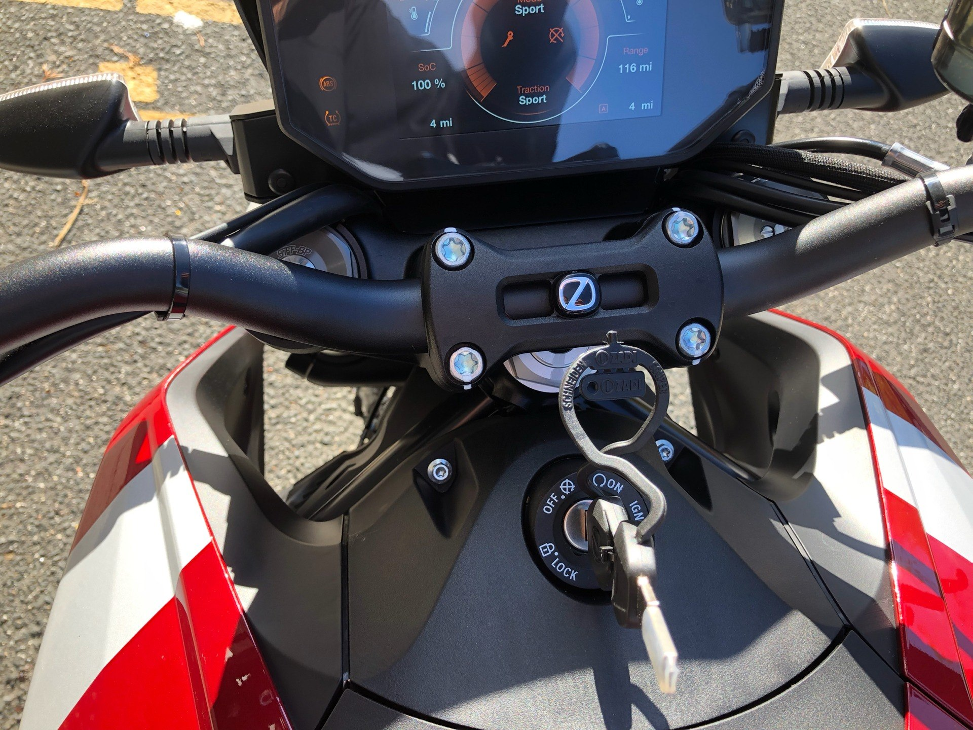 2020 Zero Motorcycles SR/F NA ZF14.4 Premium in Enfield, Connecticut - Photo 18