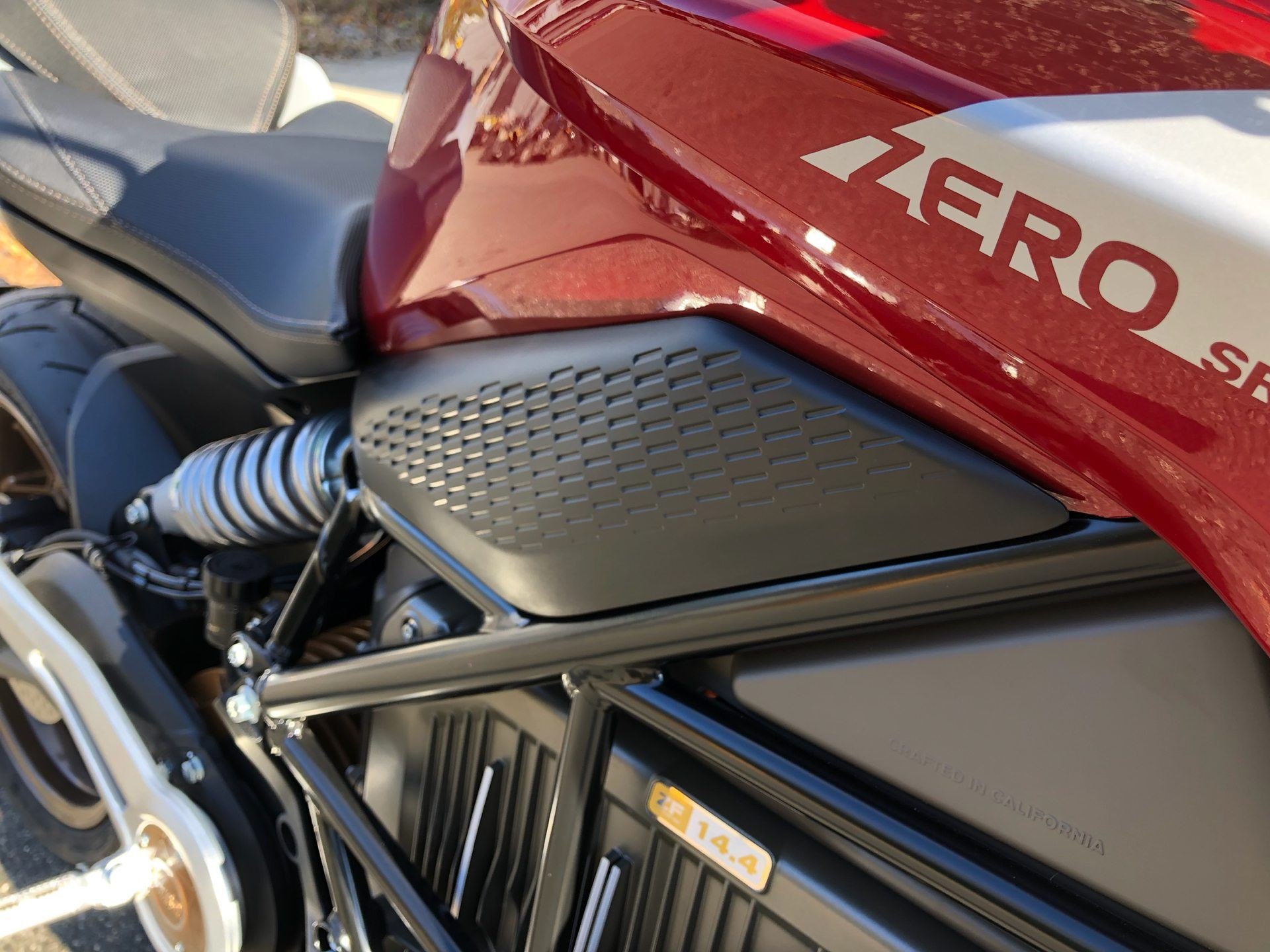 2020 Zero Motorcycles SR/F NA ZF14.4 Premium in Enfield, Connecticut - Photo 24
