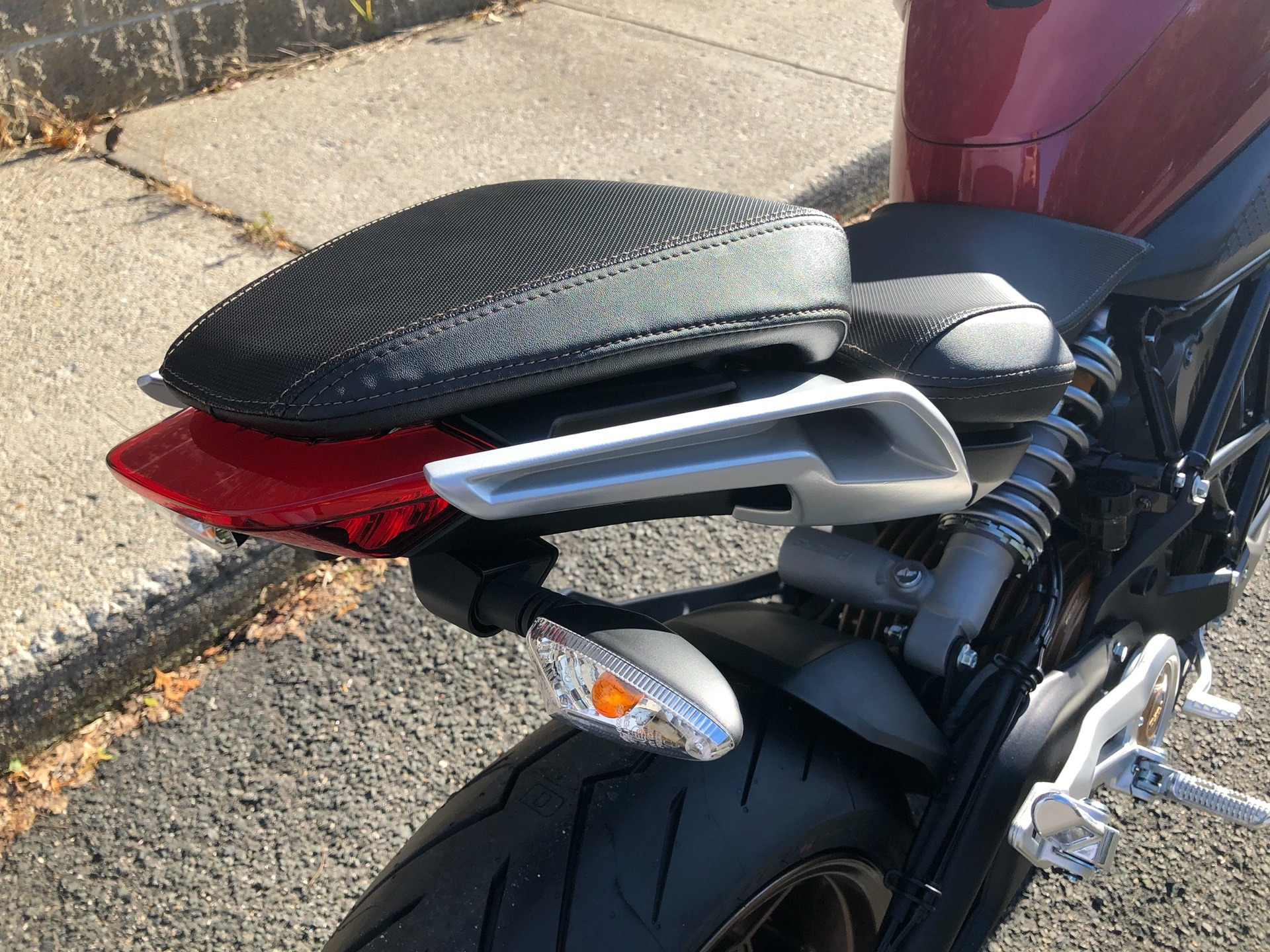 2020 Zero Motorcycles SR/F NA ZF14.4 Premium in Enfield, Connecticut - Photo 25