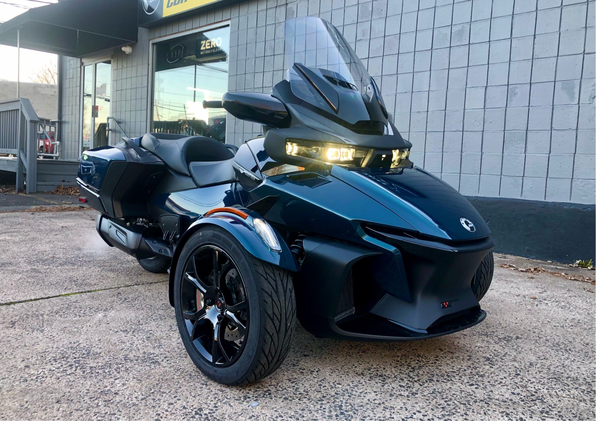 2020 Can-Am Spyder RT in Enfield, Connecticut - Photo 1