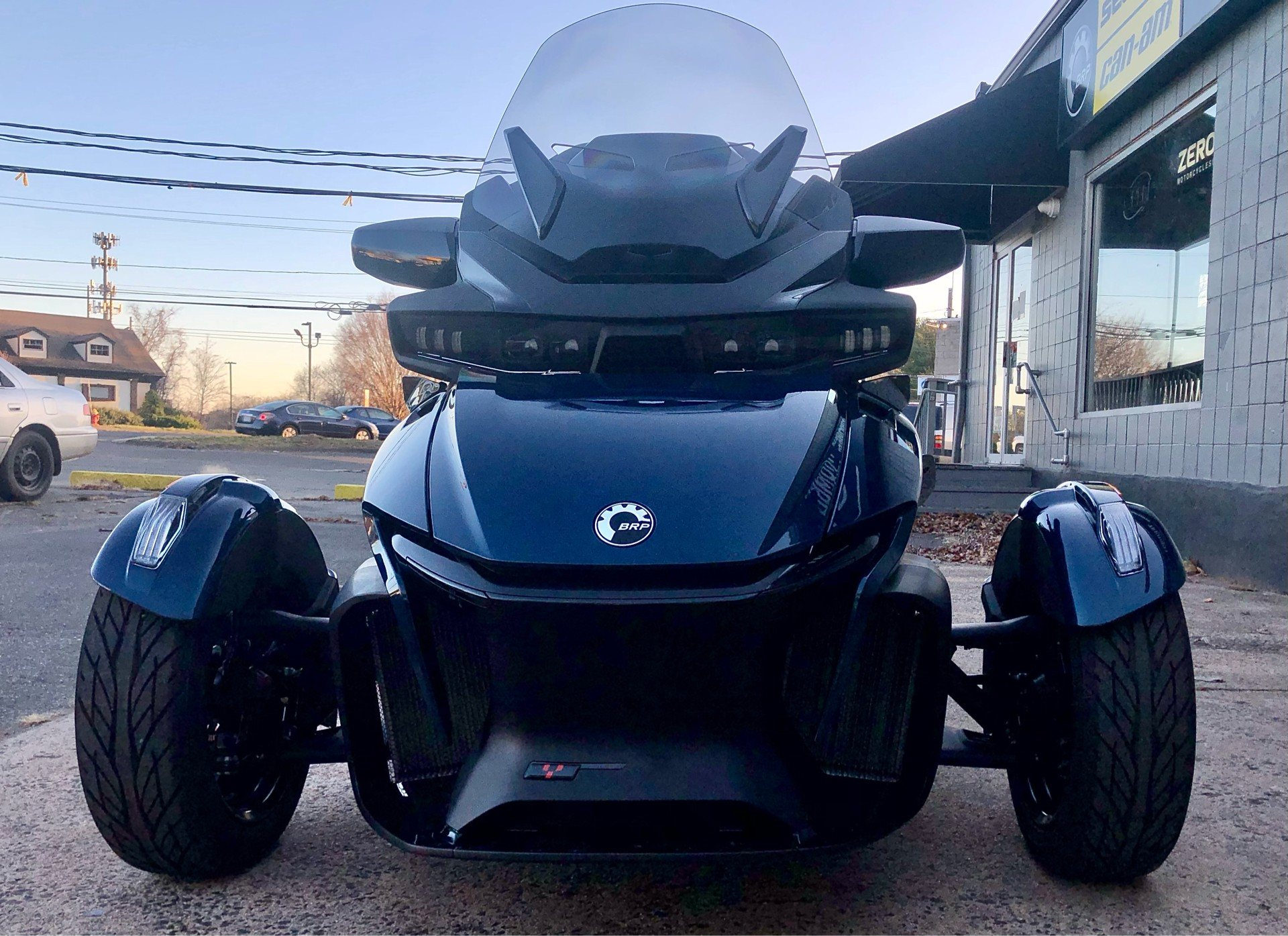 2020 Can-Am Spyder RT in Enfield, Connecticut - Photo 15