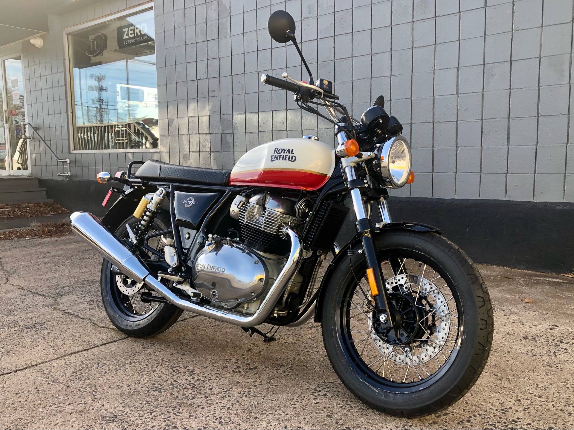 2021 Royal Enfield INT650 in Enfield, Connecticut - Photo 1