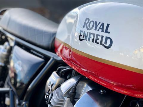 2021 Royal Enfield INT650 in Enfield, Connecticut - Photo 8