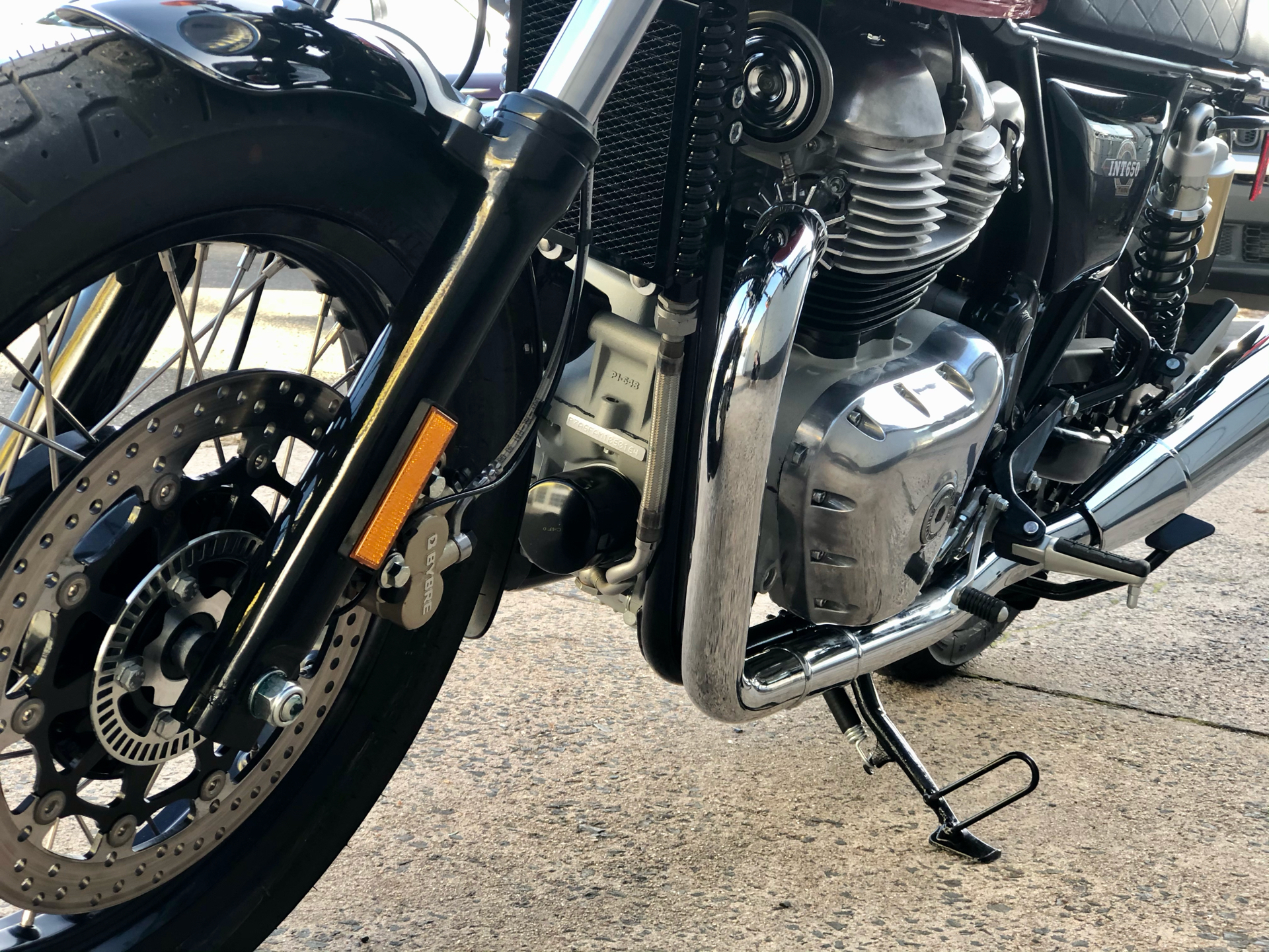 2021 Royal Enfield INT650 in Enfield, Connecticut - Photo 15