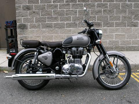 2018 Royal Enfield Classic Military ABS in Enfield, Connecticut - Photo 2