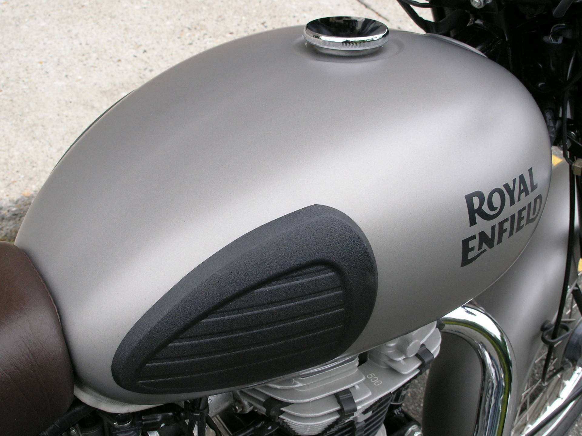 2018 Royal Enfield Classic Military ABS in Enfield, Connecticut - Photo 15