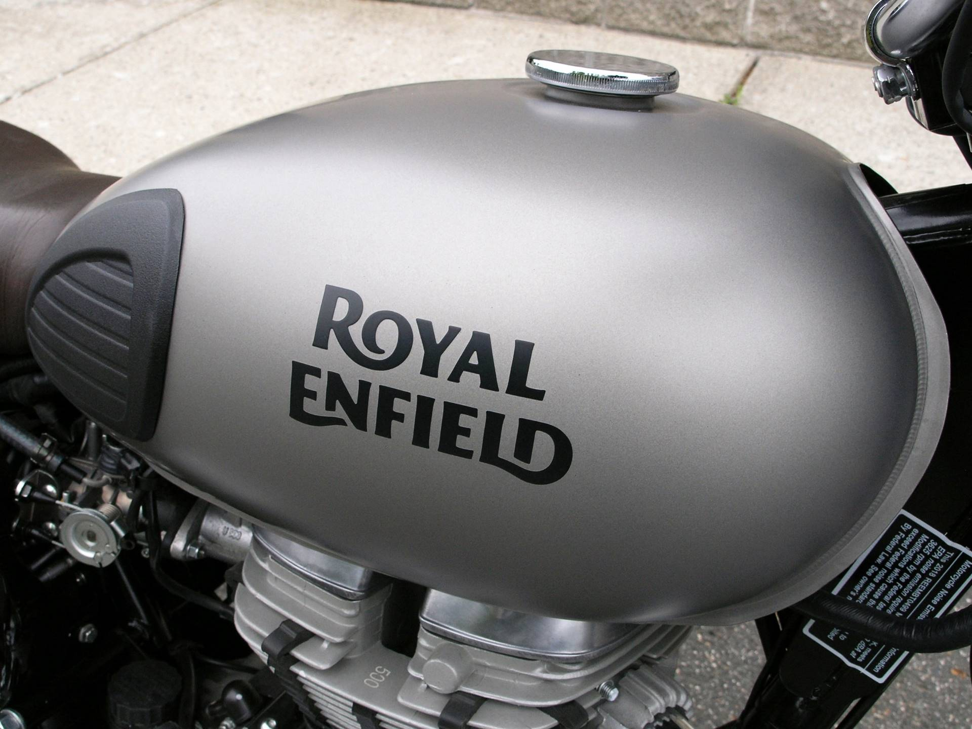 2018 Royal Enfield Classic Military ABS in Enfield, Connecticut - Photo 16