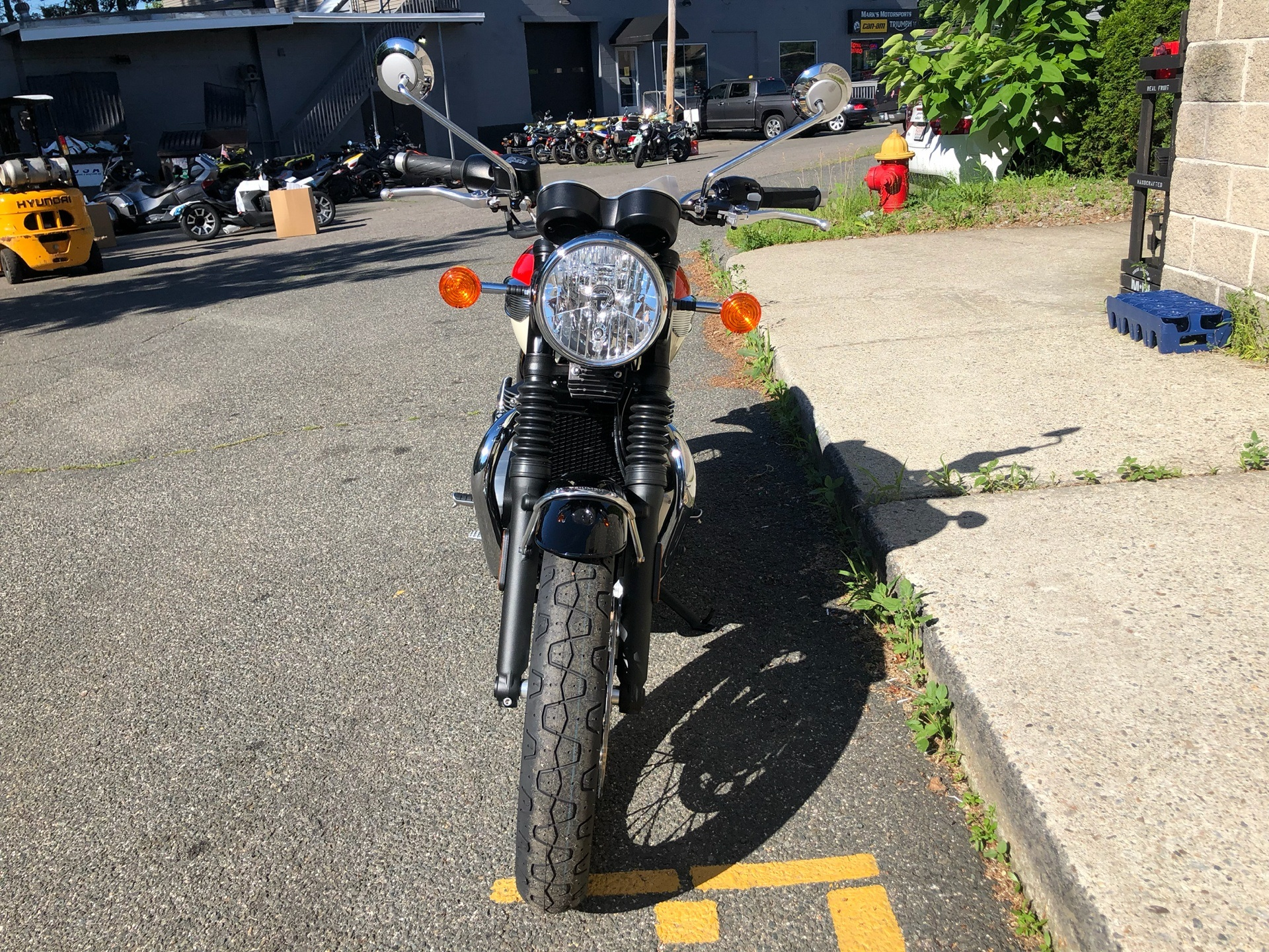 2019 Triumph Bonneville T100 in Enfield, Connecticut - Photo 8
