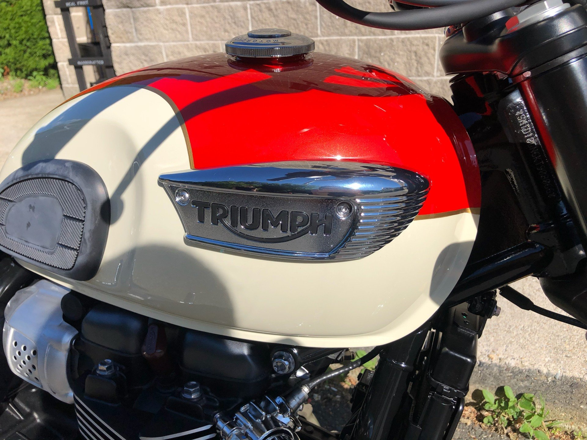 2019 Triumph Bonneville T100 in Enfield, Connecticut - Photo 12