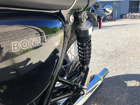 2019 Triumph Bonneville T100 in Enfield, Connecticut - Photo 19