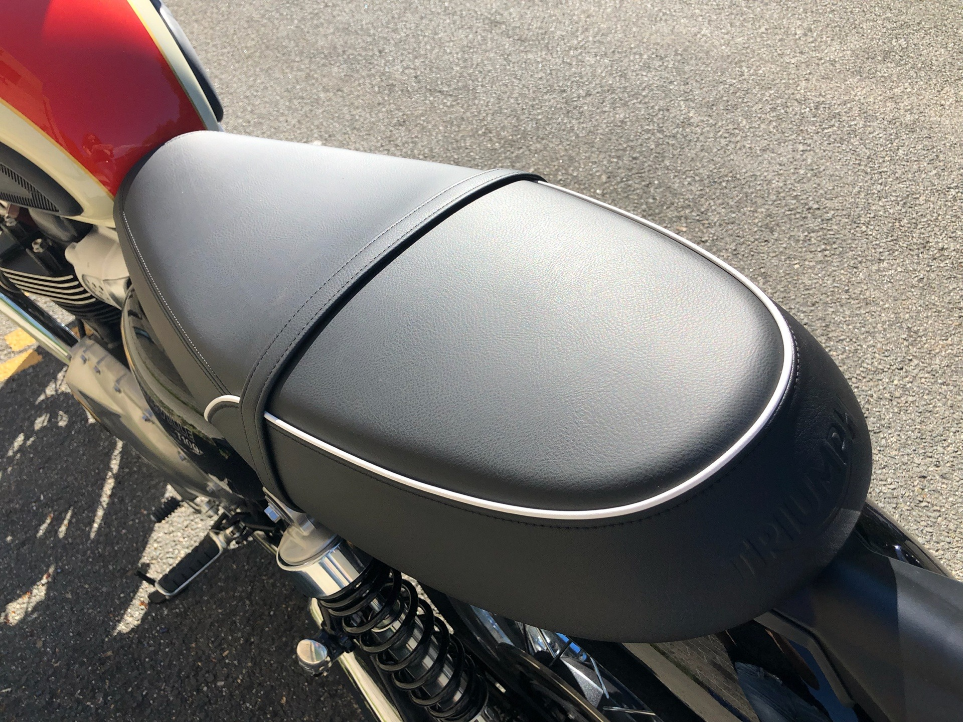 2019 Triumph Bonneville T100 in Enfield, Connecticut - Photo 23