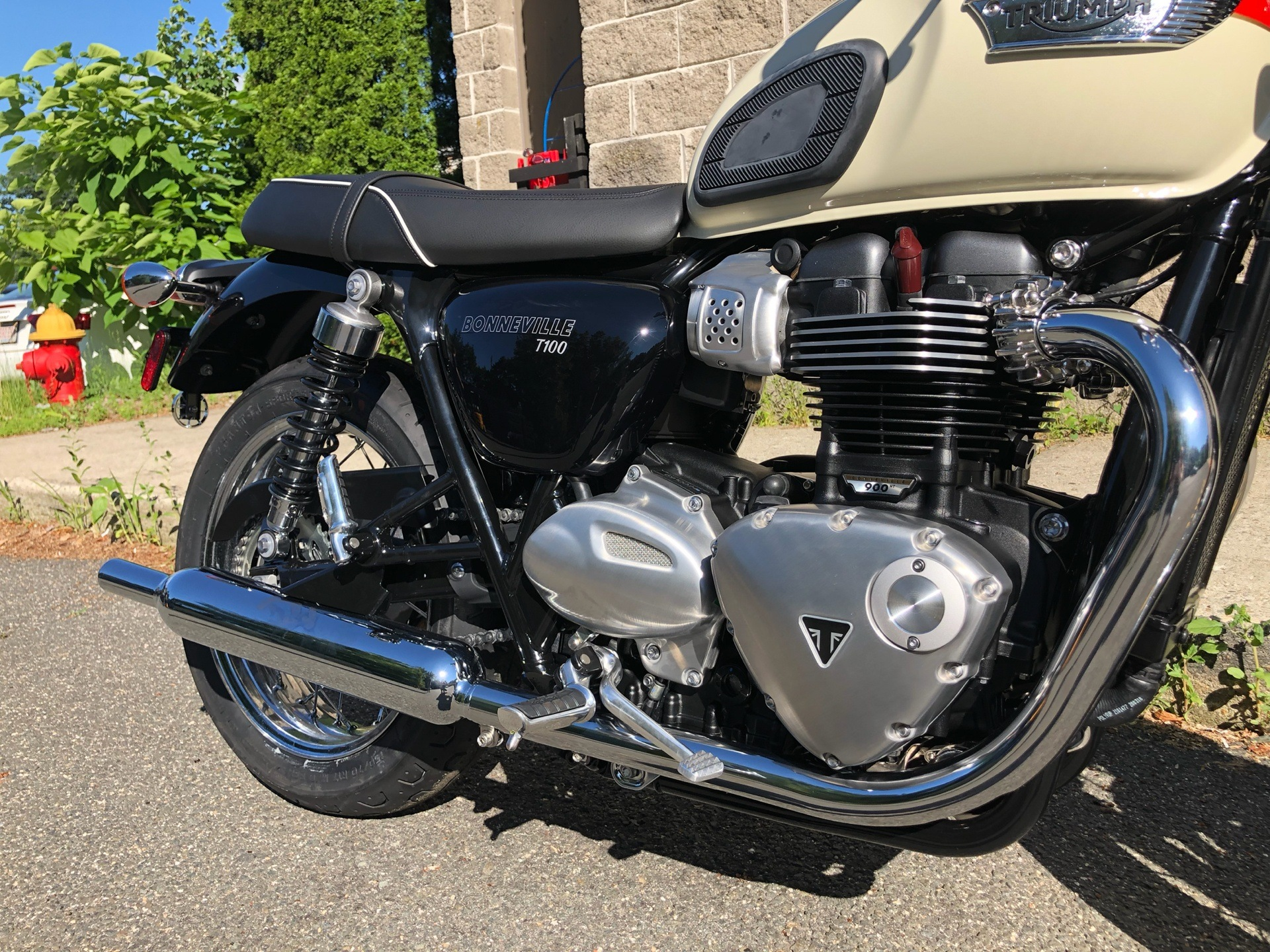 2019 Triumph Bonneville T100 in Enfield, Connecticut - Photo 25