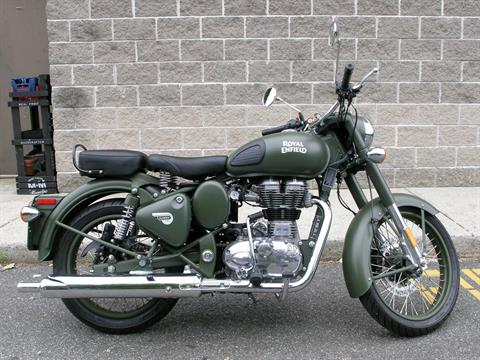 2018 Royal Enfield Classic Military ABS in Enfield, Connecticut