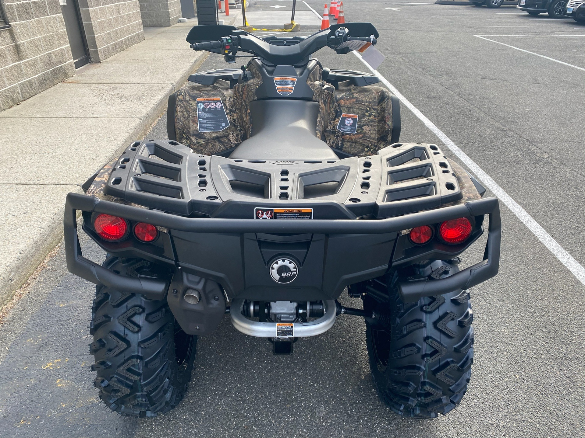 2020 Can-Am Outlander XT 1000R in Enfield, Connecticut - Photo 7