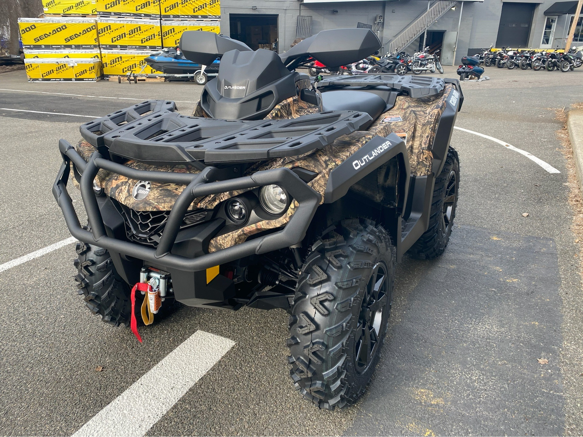 2020 Can-Am Outlander XT 1000R in Enfield, Connecticut - Photo 12