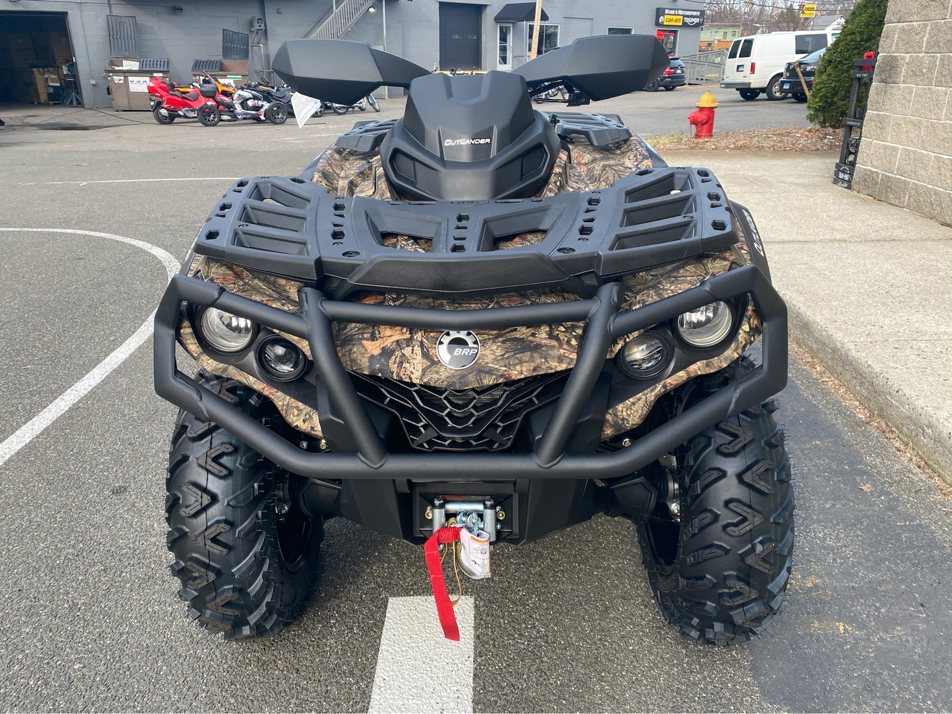 2020 Can-Am Outlander XT 1000R in Enfield, Connecticut - Photo 13