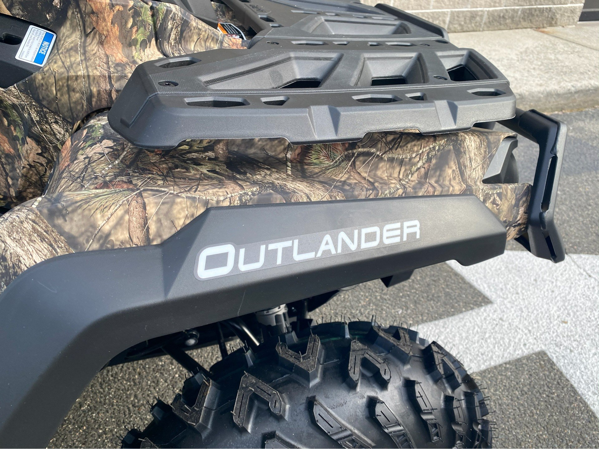 2020 Can-Am Outlander XT 1000R in Enfield, Connecticut - Photo 18