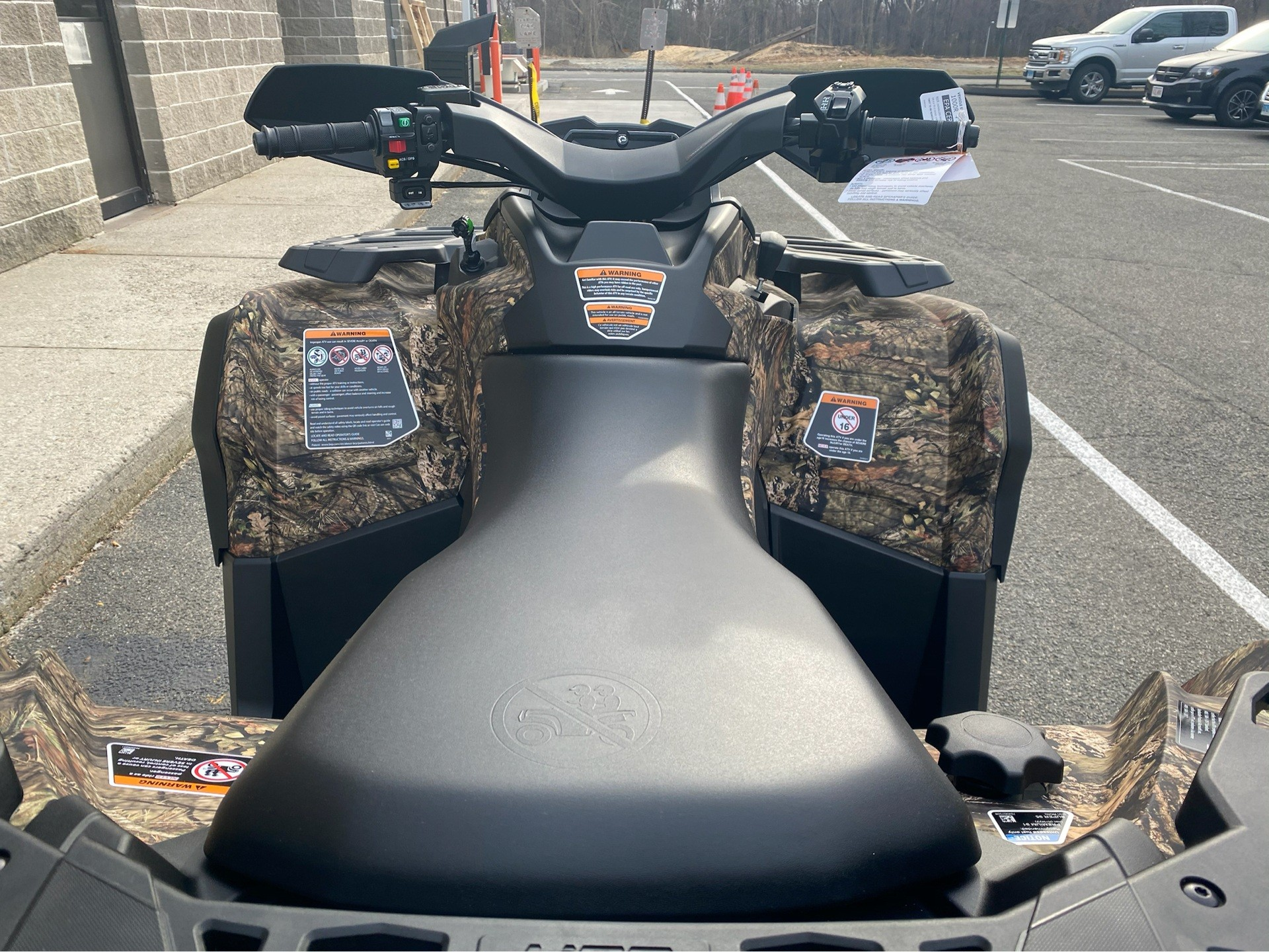 2020 Can-Am Outlander XT 1000R in Enfield, Connecticut - Photo 30