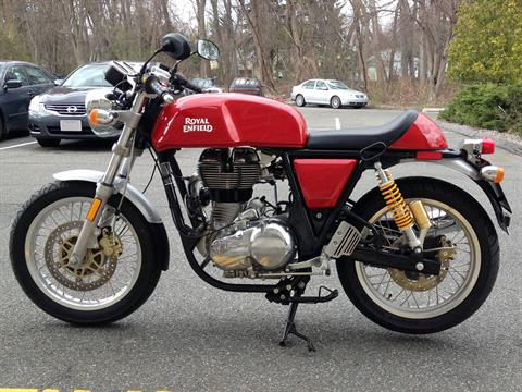 2016 Royal Enfield Continental GT in Enfield, Connecticut