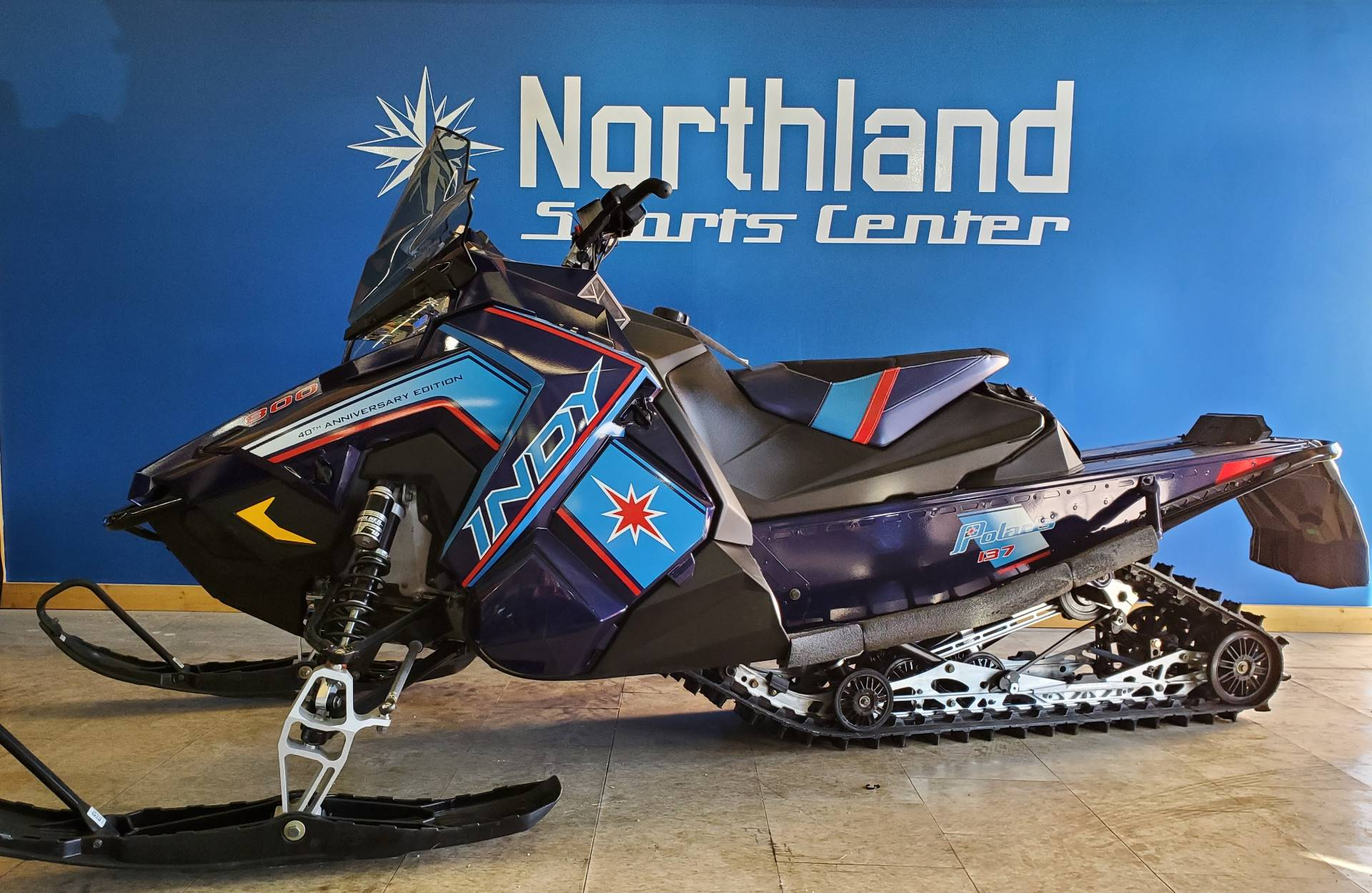 2020 Polaris 800 Indy XC 137 SC in Eagle Bend, Minnesota - Photo 1