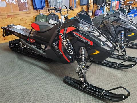 2021 Polaris 850 PRO RMK 163 2.6 in. Factory Choice in Eagle Bend, Minnesota
