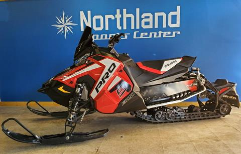 2019 Polaris 600 Switchback Pro-S SnowCheck Select in Eagle Bend, Minnesota