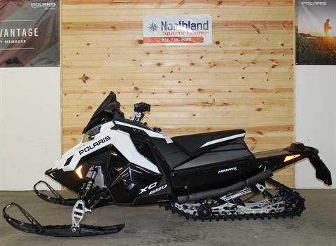 2021 Polaris 650 Indy XC 129 Launch Edition Factory Choice in Eagle Bend, Minnesota - Photo 1