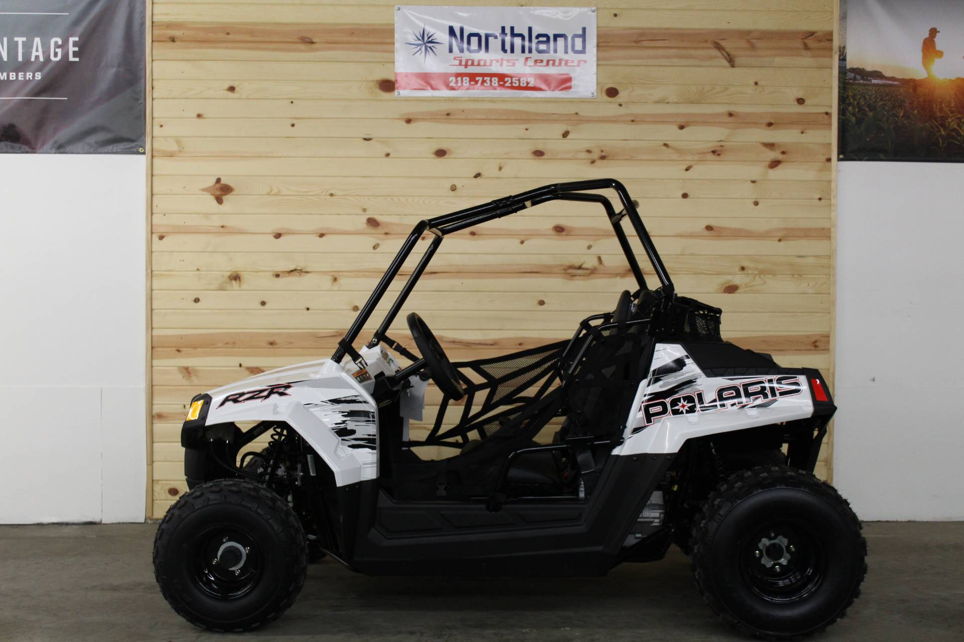 2021 Polaris RZR 170 EFI in Eagle Bend, Minnesota - Photo 1