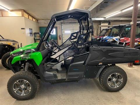 2016 Arctic Cat HDX 700 XT in Eagle Bend, Minnesota - Photo 1
