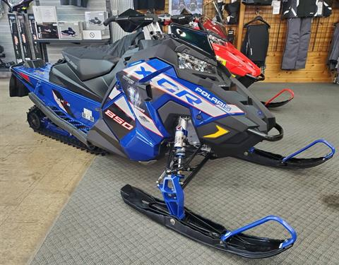 2021 Polaris 850 Indy XCR 129 Factory Choice in Eagle Bend, Minnesota