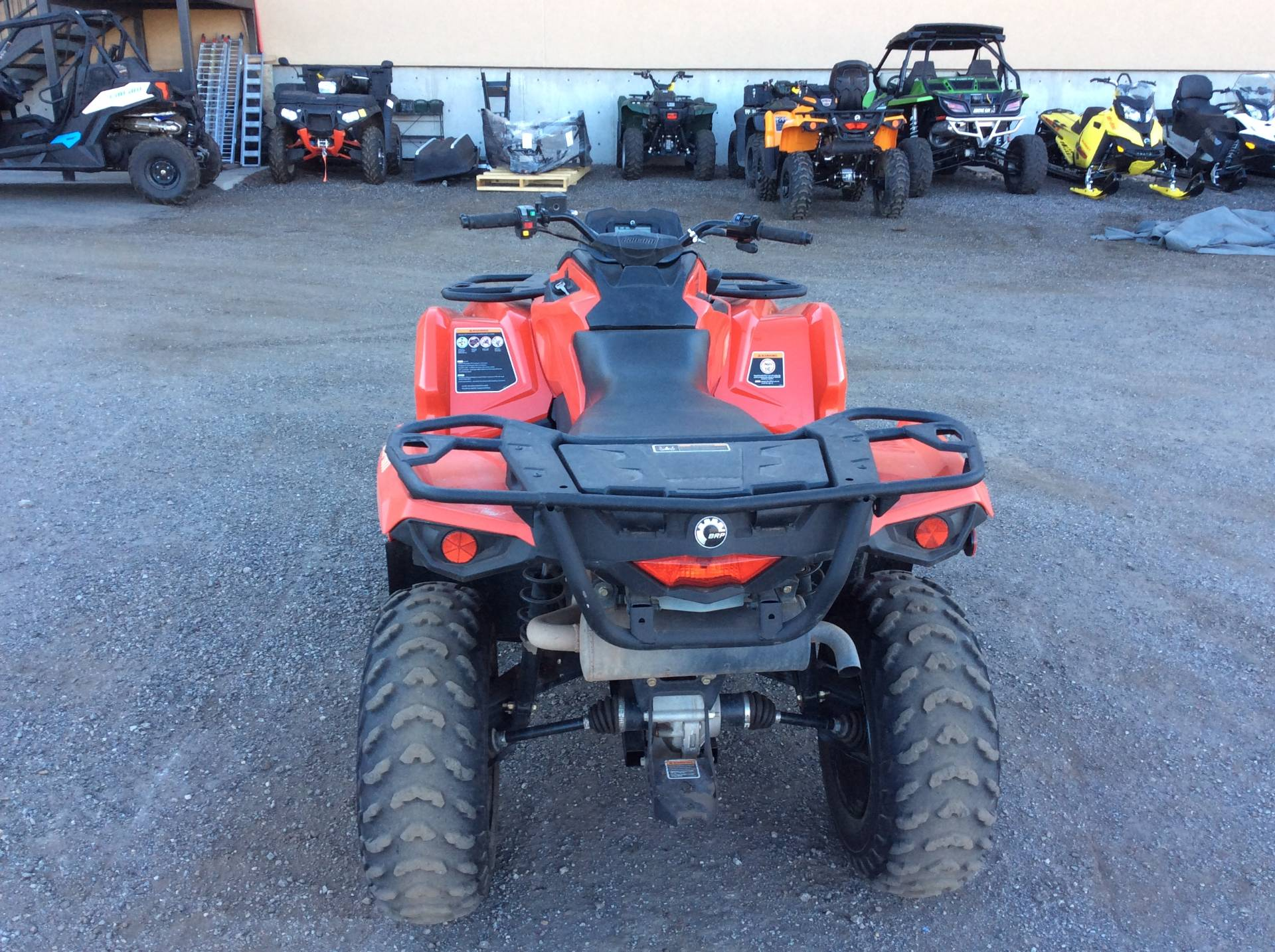 2016 Can-Am Outlander 570 EFI in Kamas, Utah