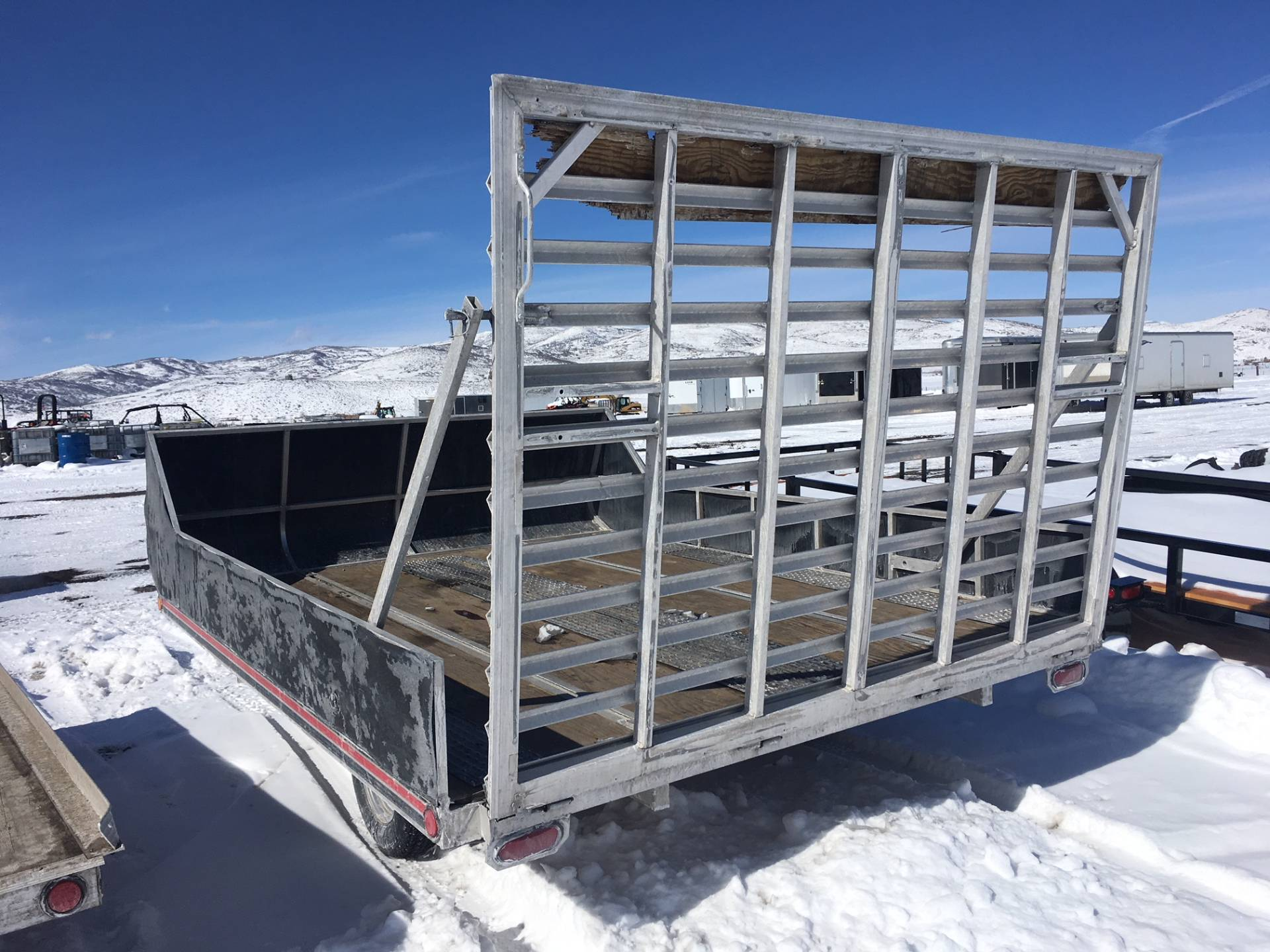 2013 Triton Trailers TC118 in Kamas, Utah
