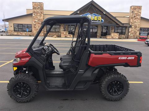 2016 Can-Am Defender XT 800 in Kamas, Utah