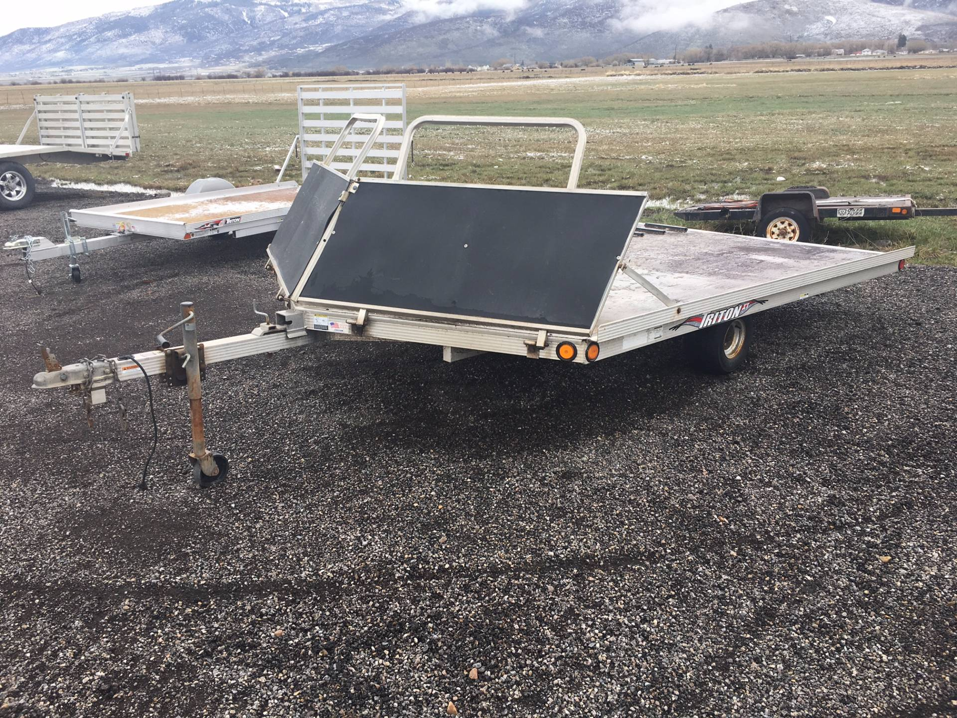 2009 Triton Trailers Snow XTD11-101 in Kamas, Utah