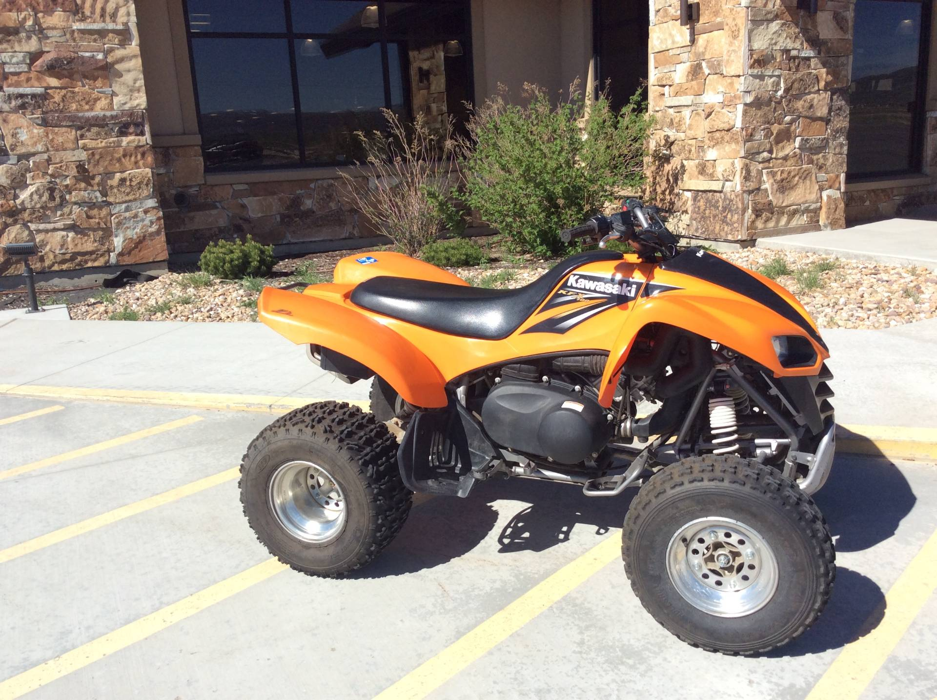 2004 Kawasaki KFX700 V Force in Kamas, Utah