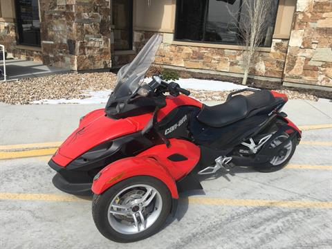 2009 Can-Am Spyder™ GS Roadster with SE5 Transmission (semi auto) in Kamas, Utah