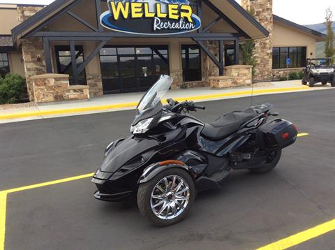 2013 Can-Am Spyder RSTLTD in Kamas, Utah