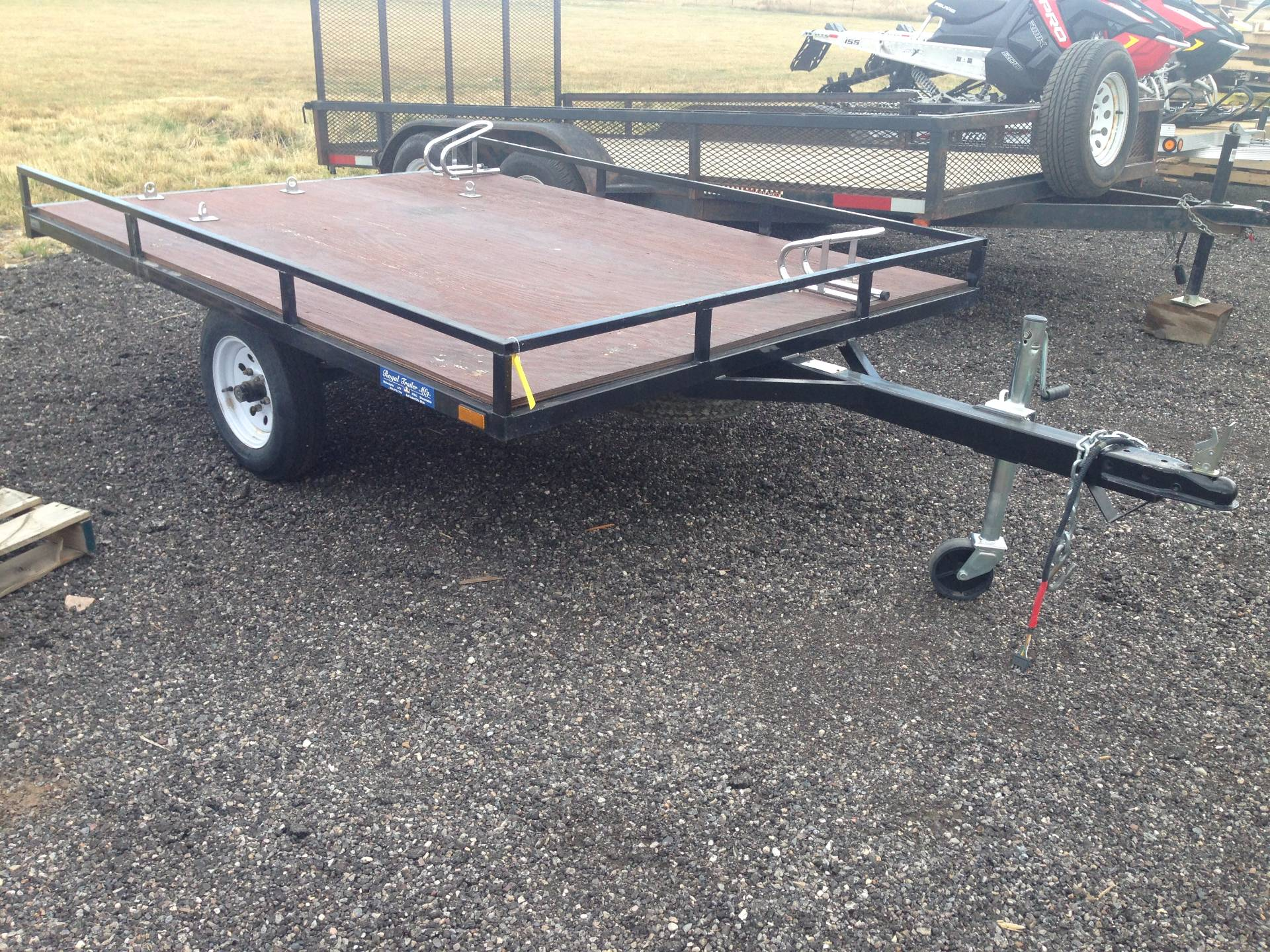 2013 Other Royal 6X8 Utility Trailer in Kamas, Utah