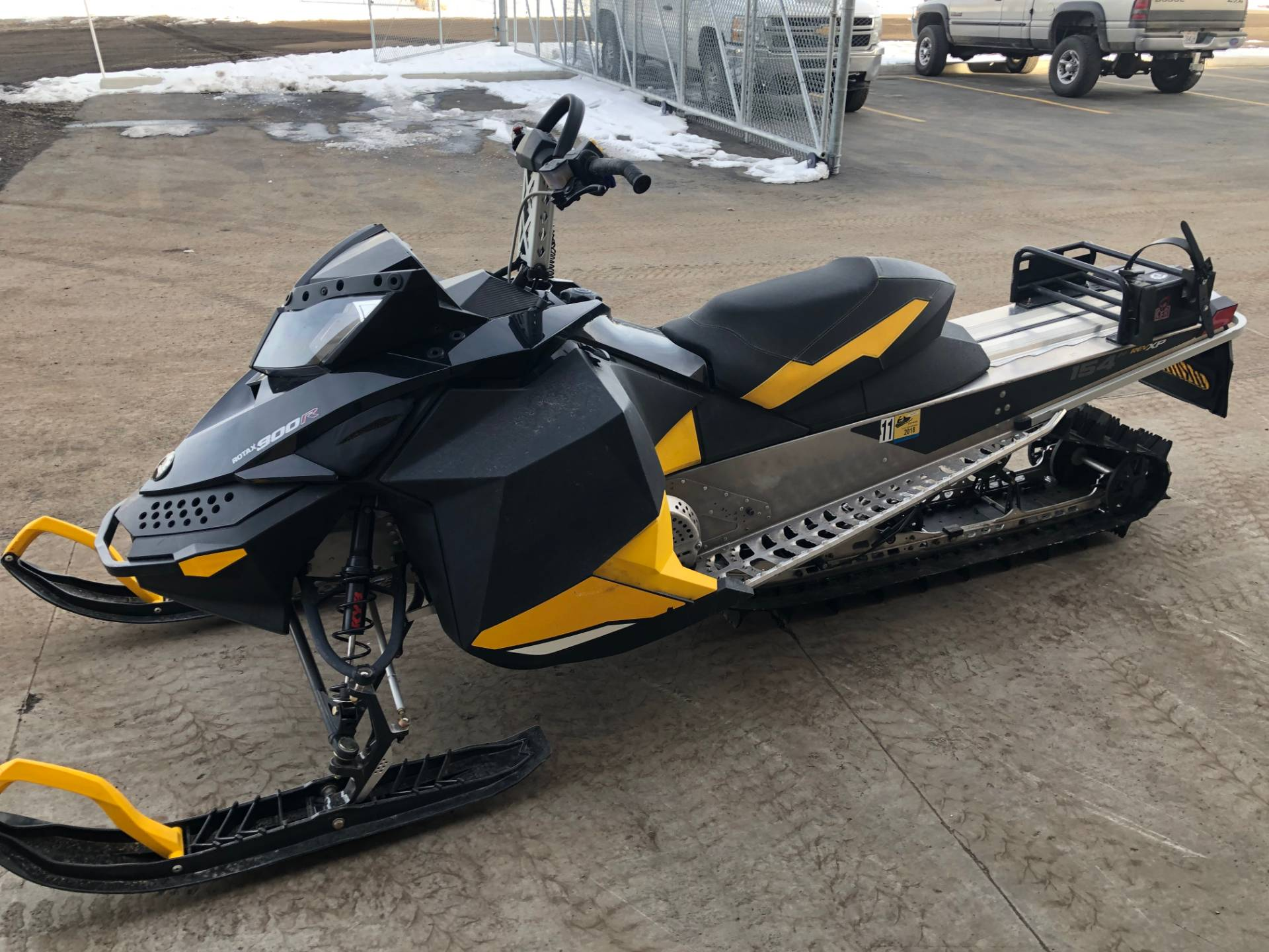 2013 Ski-Doo Summit Sport 154 800R 1