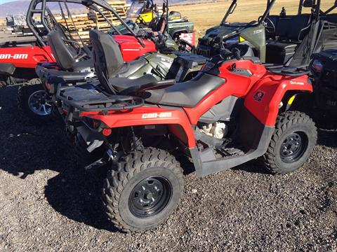 2016 Can-Am Outlander Max 450 in Kamas, Utah