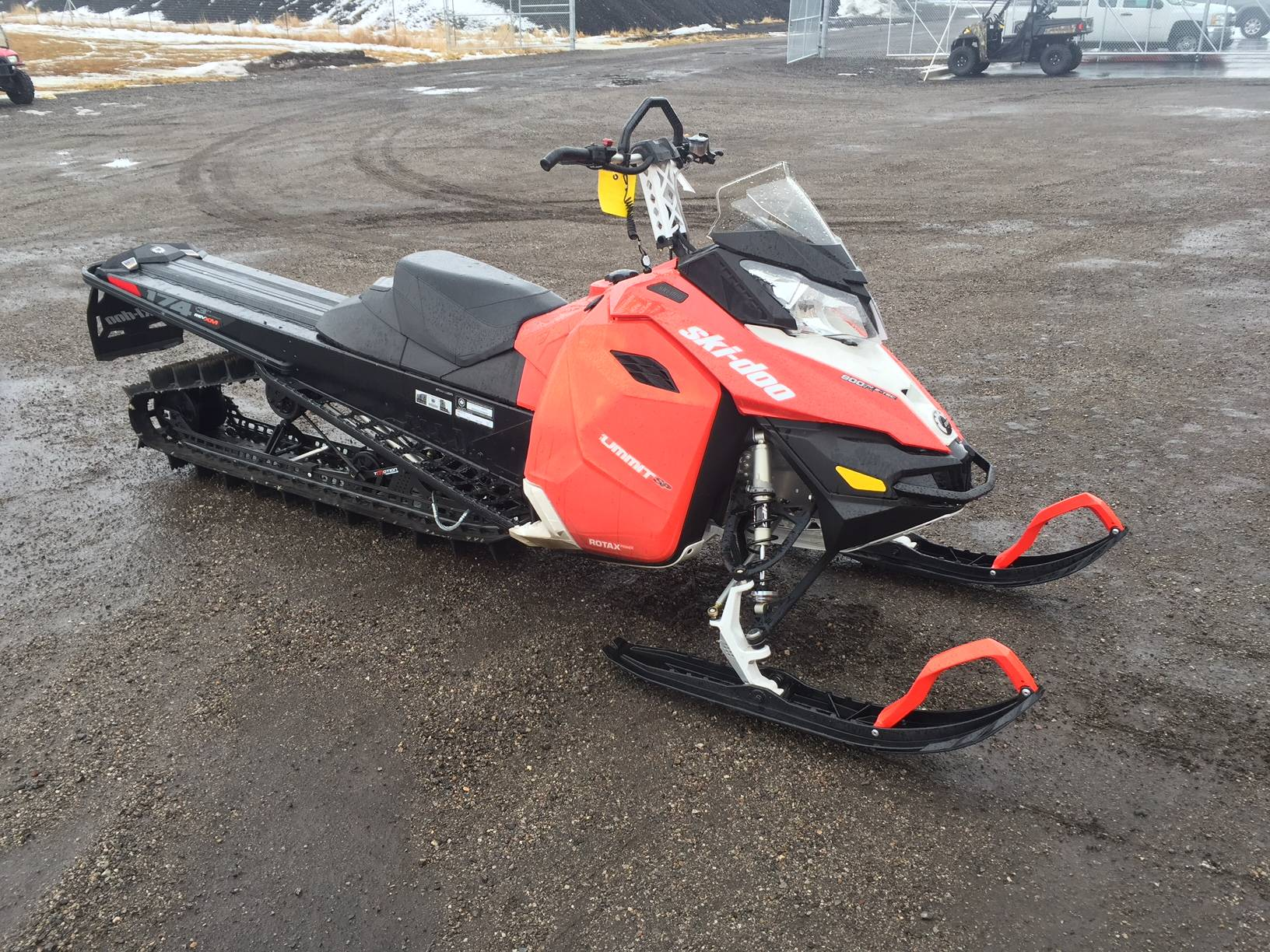 2016 Ski-Doo Summit SP T3 174 800R in Kamas, Utah
