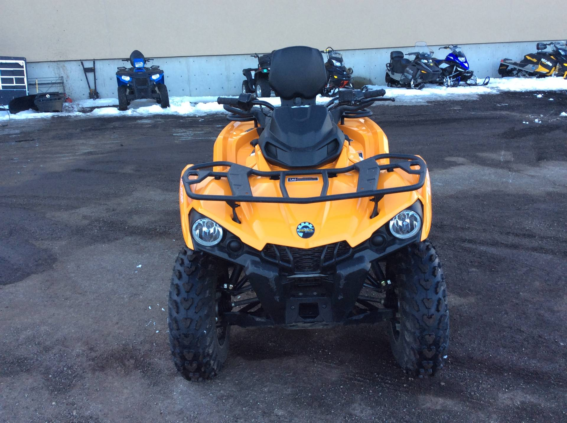 2018 Can-Am Outlander Max DPS 450 for sale 51191