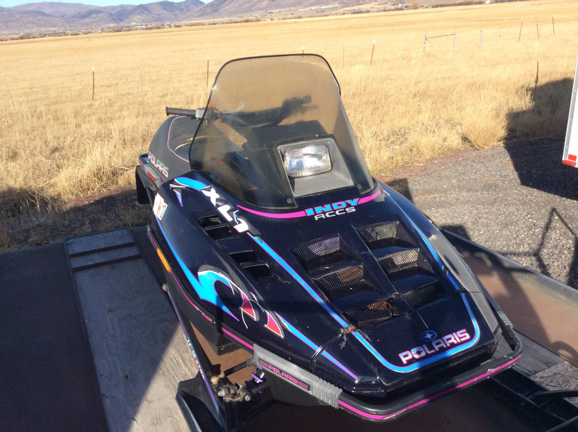 1997 Polaris XLT RMK in Kamas, Utah
