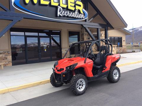2016 Can-Am Commander DPS 800R in Kamas, Utah